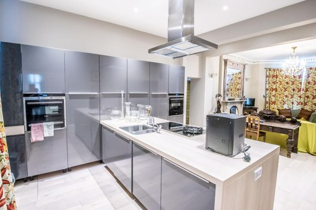Thumbnail Detached house for sale in Godwin Road, Hastings
