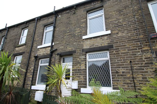 2 bed terraced house to rent in Chiserley Terrace, Old Town, Hebden Bridge, West Yorkshire HX7