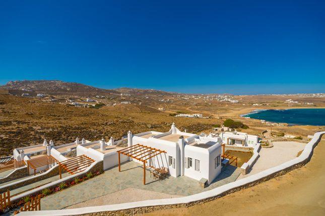 Ftelia Beach 4 Villa Complex, Mykonos, Cyclade Islands, South Aegean, Greece
