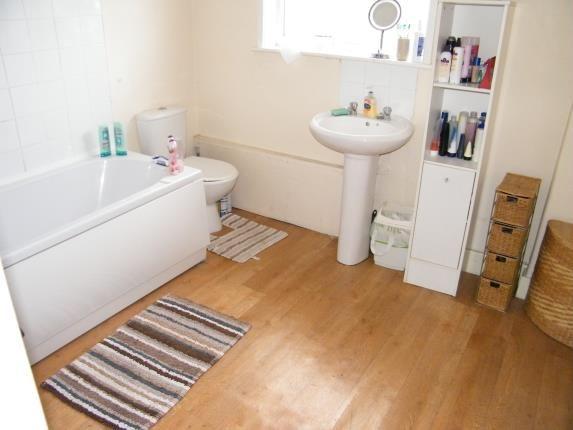 Bathroom of Henry Street, Crewe, Cheshire CW1