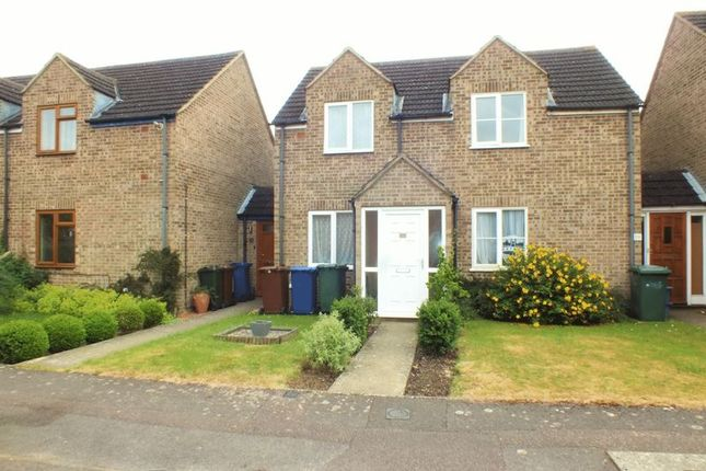 1 bed semi-detached house for sale in The Phelps, Kidlington
