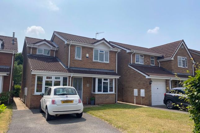 Thumbnail Detached house for sale in Melchester Grove, Lightwood, Stoke-On-Trent, Staffordshire