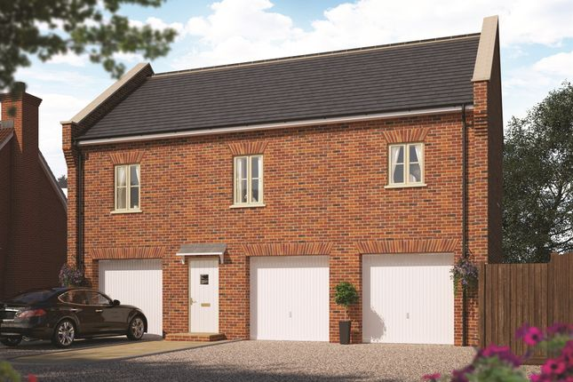 Thumbnail Semi-detached house for sale in Talbot, Station Road, Campsea Ashe, Woodbridge