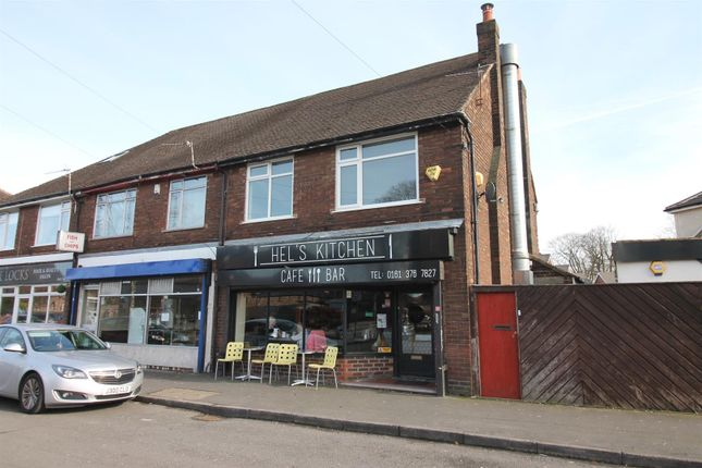 Thumbnail Property to rent in Woodsend Road, Urmston, Manchester