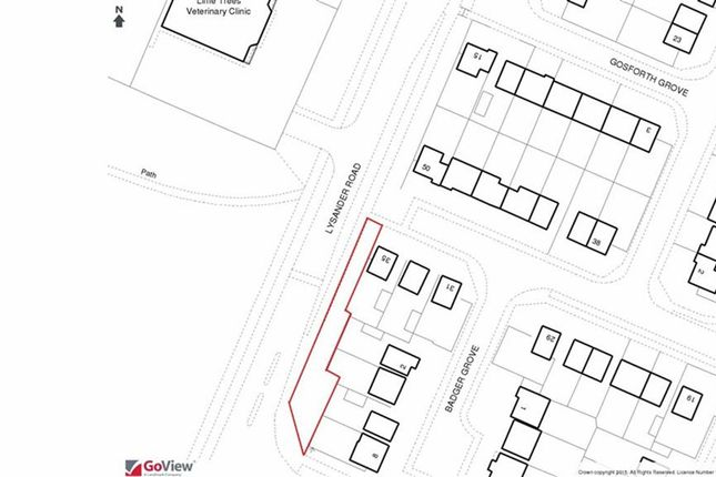 Land for sale in Lysander Road, Meir Park, Stoke-On-Trent