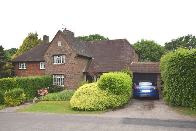 Thumbnail Semi-detached house for sale in Halley Road, Heathfield, East Sussex
