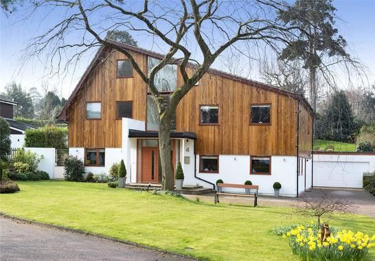 Thumbnail Detached house to rent in Pineneedle Lane, Sevenoaks