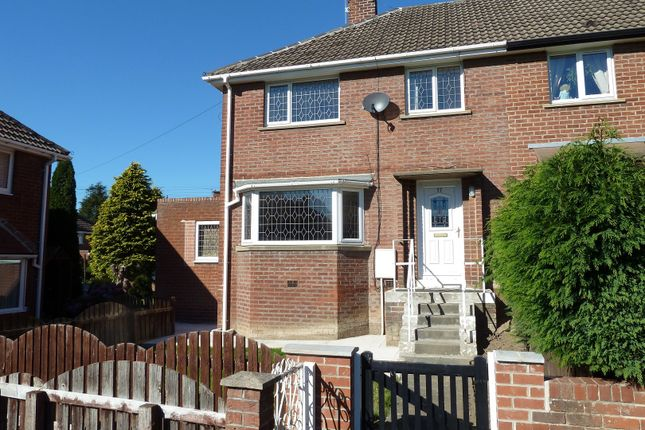 3 bed semi-detached house to rent in Castle Close, Morpeth