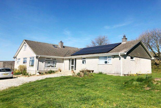 Thumbnail Property to rent in Axford Farm, Callington