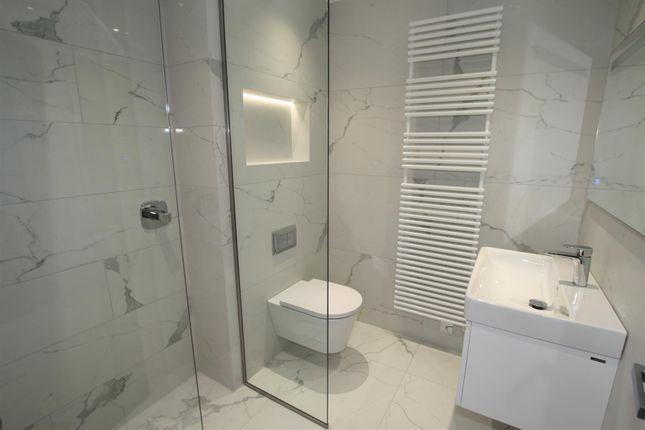 Bathroom of The Residence, St John Street, Manchester M3