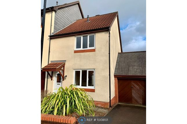 3 bed terraced house to rent in River View, Chepstow NP16