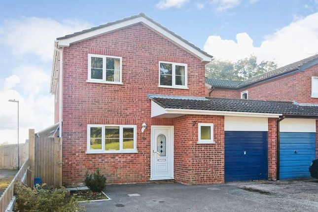 Thumbnail Detached house for sale in Sherwood Drive, Exmouth
