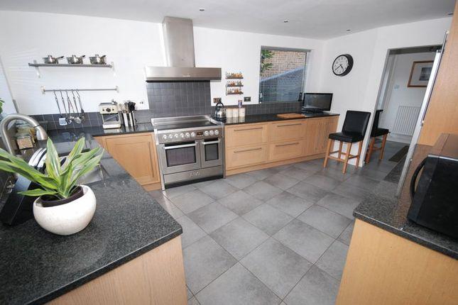 Thumbnail Detached house for sale in Laverton Green, Westbury