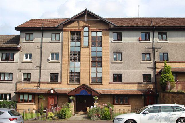 2 bed flat for sale in Ashvale Crescent, Springburn, Glasgow G21