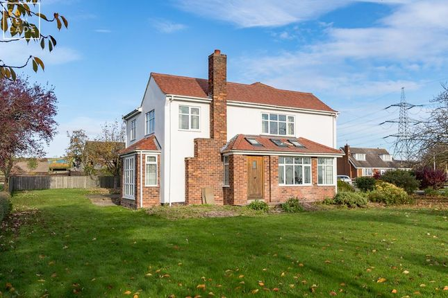 Thumbnail Detached house for sale in East Lound Road, Owston Ferry, Doncaster