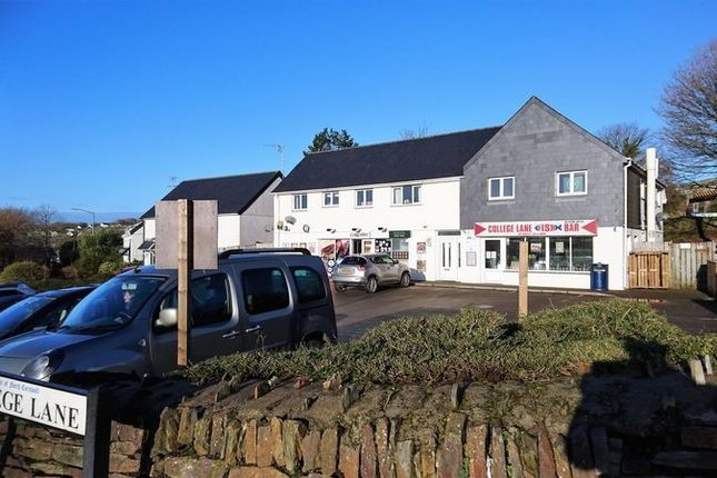 Thumbnail Flat to rent in College Lane, Bodmin