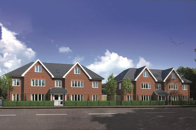 Thumbnail Flat for sale in Gilletts Lane, High Wycombe