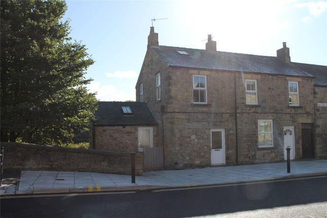 3 bed end terrace house to rent in Ratcliffe Road, Haydon Bridge, Hexham, Northumberland NE47