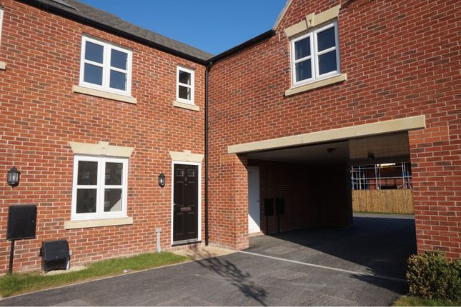 Thumbnail Terraced house for sale in Downy Close, Cottam, Preston
