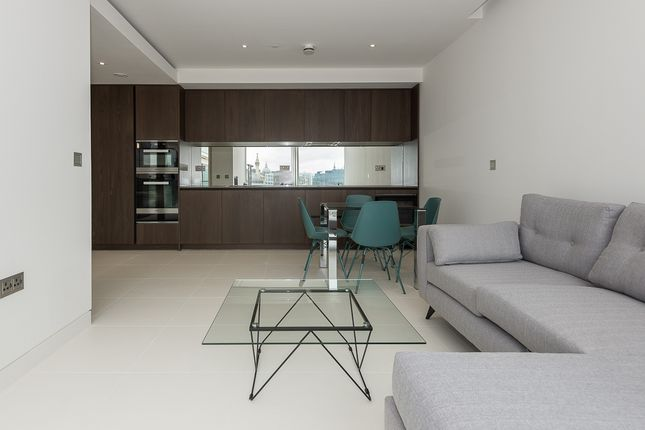 Thumbnail Flat to rent in Landmark Place, City Of London