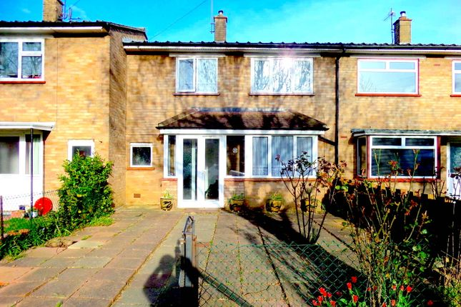 Thumbnail Terraced house to rent in Wordsworth Way, West Drayton