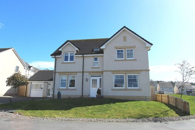 Thumbnail Detached house for sale in 19 Bramble Close, Slackbuie, Inverness