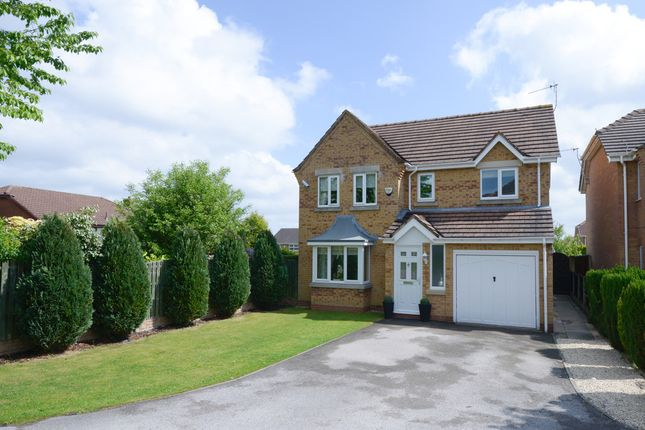 Thumbnail Detached house for sale in Lodge Farm Close, Walton, Chesterfield