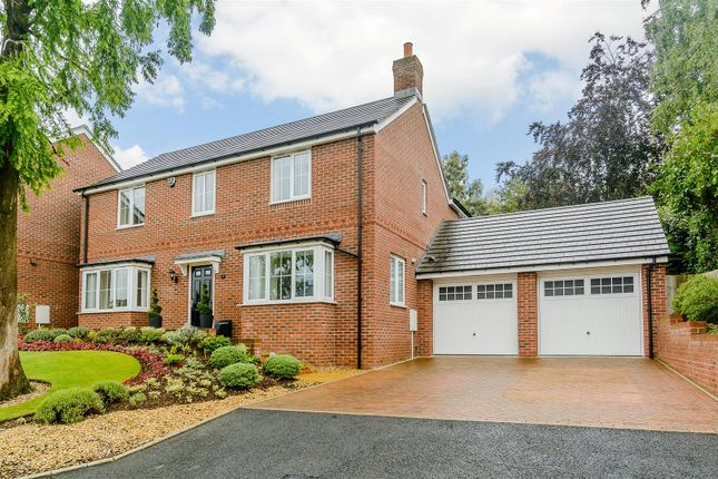 Thumbnail Detached house for sale in Treetops Drive, Malvern, Worcestershire