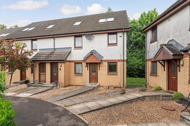 Thumbnail Flat for sale in Finglen Crescent, Tullibody, Alloa, Clackmannanshire