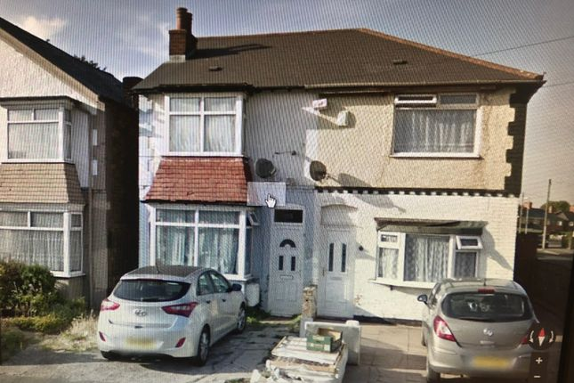 Thumbnail Semi-detached house to rent in Reservoir Rd, Erdington Birmingham