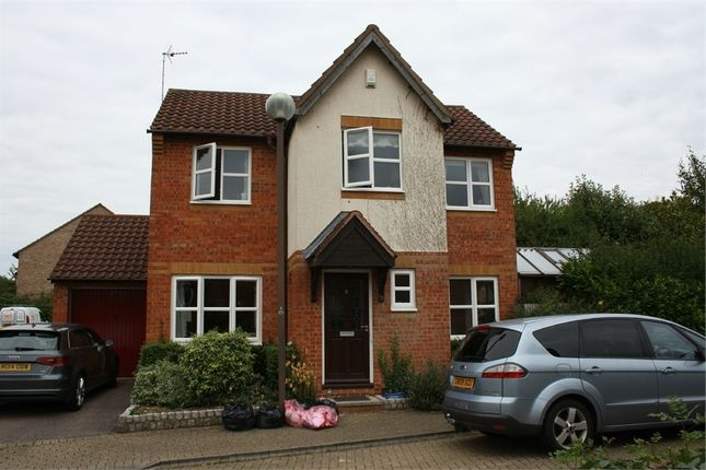 Thumbnail Detached house to rent in Chalwell Ridge, Shenley Brook End, Milton Keynes, Buckinghamshire