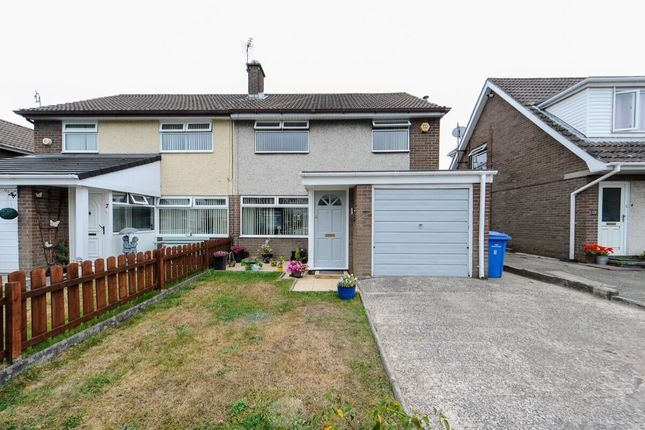 3 bed semi-detached house for sale in Brentwood Way, Newtownards BT23