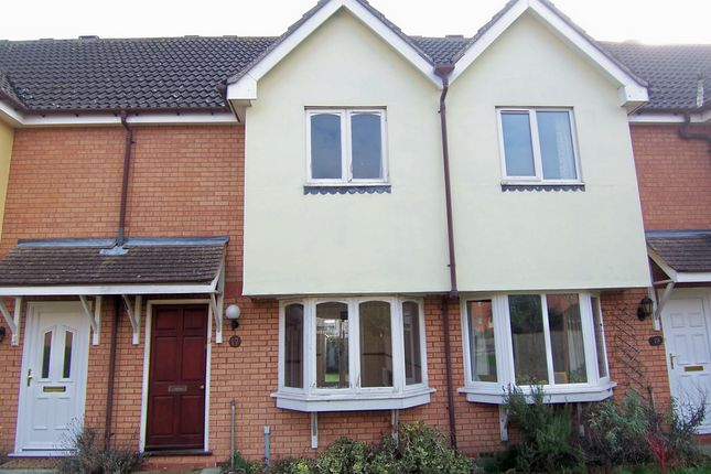 Terraced house to rent in Palm Close, Wymondham