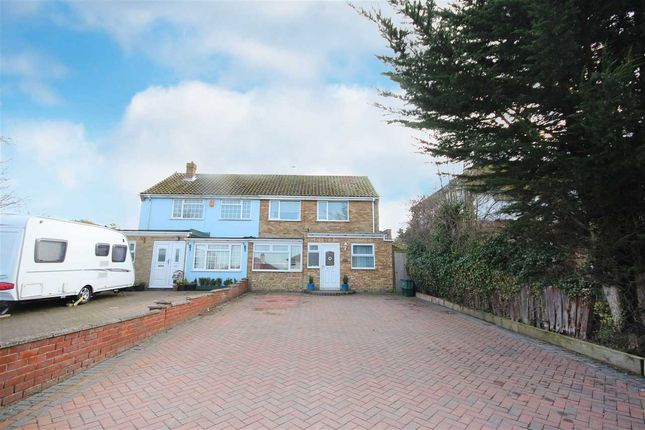 Semi-detached house for sale in Holland Road, Holland-On-Sea, Clacton-On-Sea