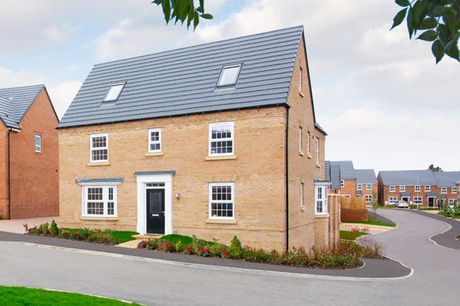 "Detached house for sale in ""Bradgate"" at Craneshaugh Close, Hexham"