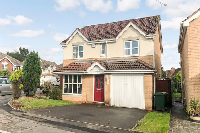 4 bed detached house to rent in Crown Green, Holbrook's, Coventry, West Midlands CV6