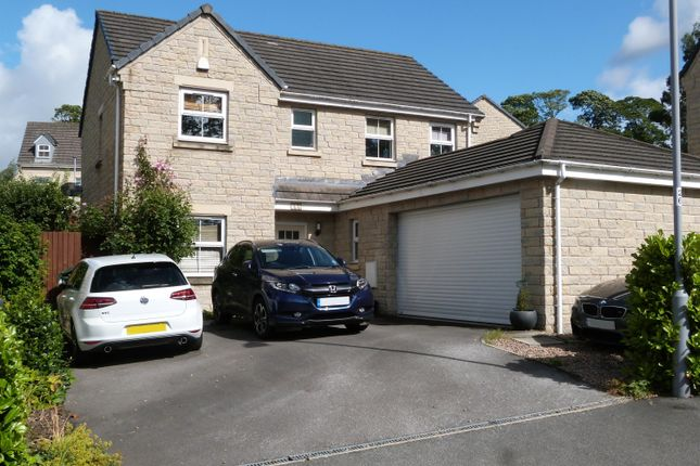 Thumbnail Detached house for sale in Swan Avenue, Bingley