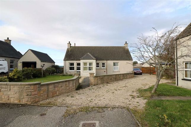 Thumbnail Detached bungalow for sale in Stratheden Place, Garmouth, Fochabers