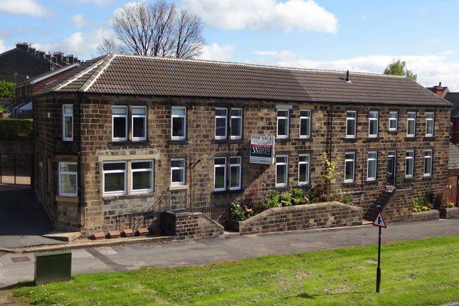 Introduction of Back Lane, Horsforth, Leeds LS18