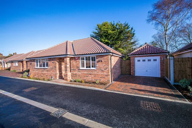 Thumbnail Detached bungalow for sale in Fronks Gardens, Fronks Road, Dovercourt, Harwich