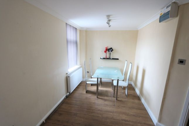 Thumbnail Flat to rent in Osbourne Road, South Shore, Blackpool