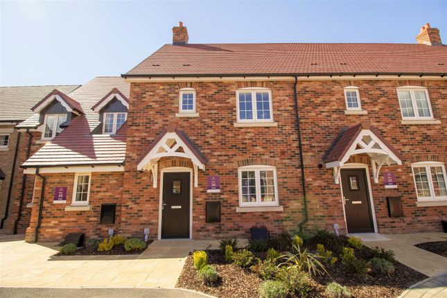 3 bed terraced house for sale in Martell Drive, Kempston, Bedford MK42
