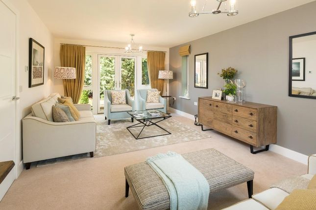 Thumbnail Detached house for sale in Grange Gardens, Cawston, Rugby
