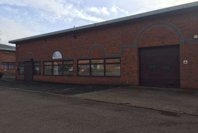 Thumbnail Commercial property to let in Moons Park, Redditch, Worcs