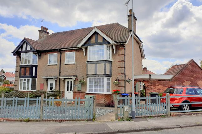 Thumbnail Semi-detached house for sale in Hazel Street, Sutton-In-Ashfield