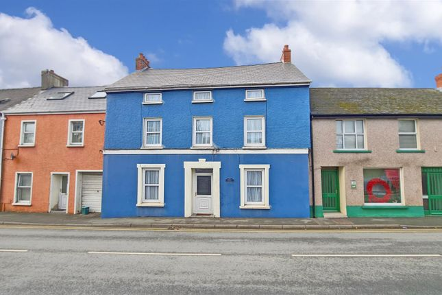 6 bed terraced house for sale in Prendergast, Haverfordwest SA61