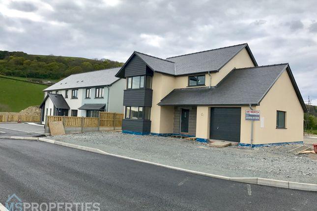 Thumbnail Detached house for sale in Cefn Ceiro, Llandre, Aberystwyth