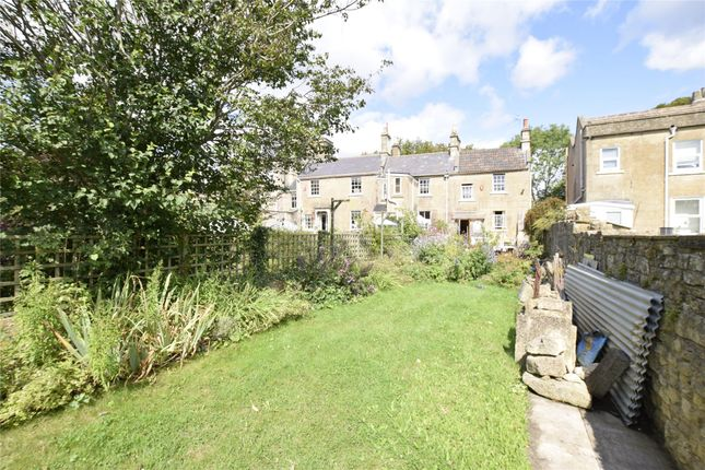 Thumbnail End terrace house for sale in North Road, Combe Down, Bath, Somerset