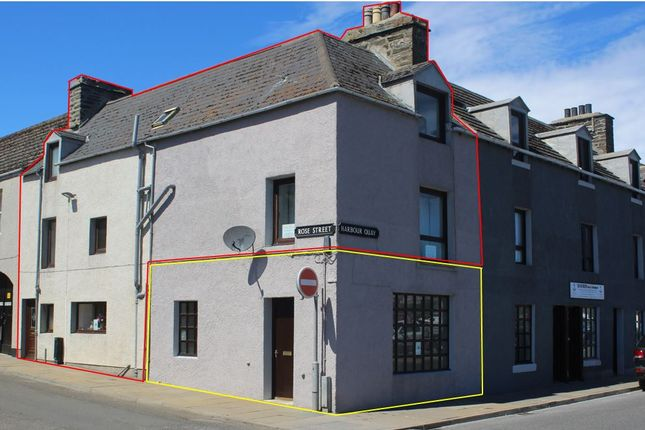 Thumbnail Retail premises for sale in Harbour Quay, Wick