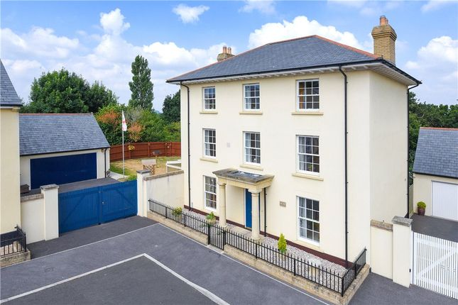 Thumbnail Detached house for sale in Balidon Place, Yeovil, Somerset